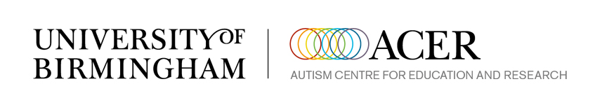 University of Birmingham - ACER Autism Centre for Education and Research