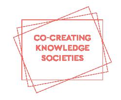 Co-creating knowledge societies
