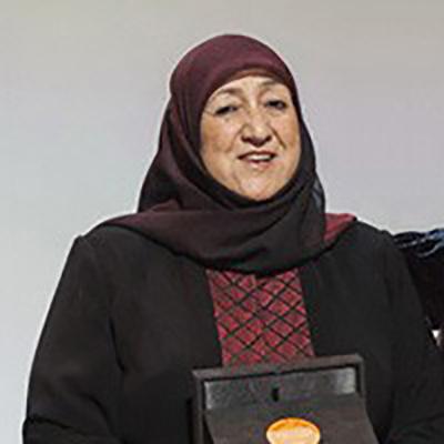 WISE Prize Sakena Yacoobi 2015 Laureate