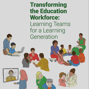 Transforming the education workforce
