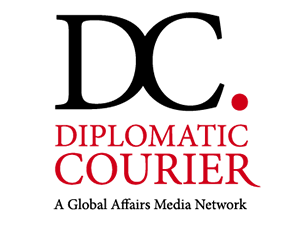 DC - Diplomatic Courier logo
